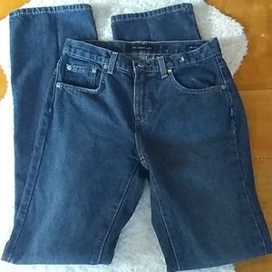 Calvin Klein highwaist Bootcut jeans Size 4 L